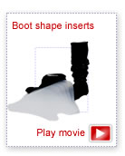 Boot inserts movie